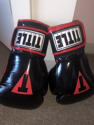 Title Boxing Gloves for Sale in Cambridge, MA