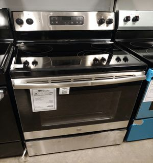 New GE Stainless Steel Electric Glass Top Stove Oven 1 Year Manufacturer Warranty for Sale in Gilbert, AZ