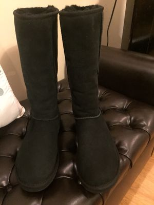 Women's Size 9 Black UGG Boots Like New for Sale for sale  Staten Island, NY
