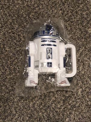 Disney Parks Star Wars 2011 R2-D2 Cup Holder Brand New in Bag for Sale in Fresno, CA