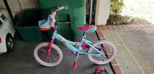 """Huffy Girl's Princess Bike. 16 """" for Sale in Winter Springs, FL"""