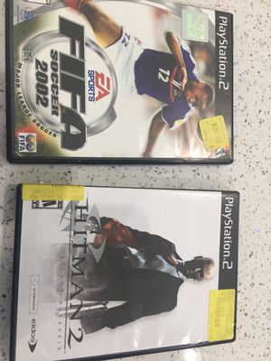 Games for ps2 for Sale in Cutler Bay, FL