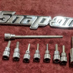 Snap-on Tools Metric hex socket lot for Sale in Romeoville, IL