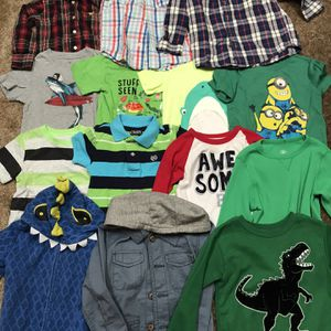 Boy 3 Toddler Clothes 3T for Sale in Fort Lauderdale, FL