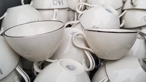 12pc Tea Cups by CASTLETON China - New for Sale in Hawthorne, CA
