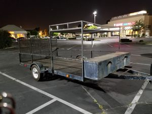 12x6 Utility Trailer for Sale in ROWLAND HGHTS, CA