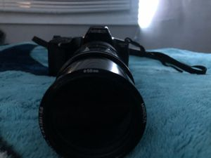 Minolta Maxxum 3xi photography camera. for Sale in Cicero, IL