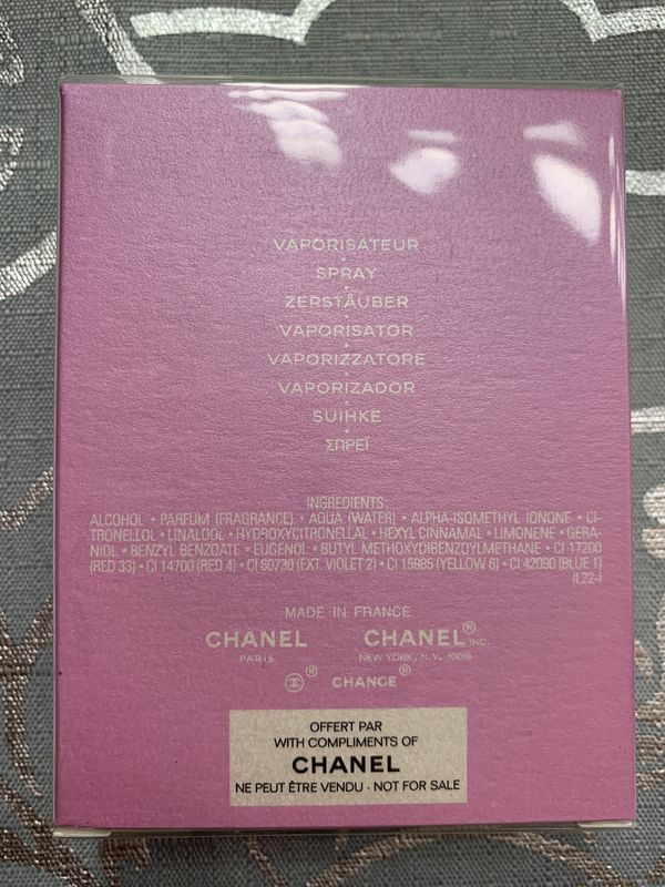 Chance by Chanel women perfume