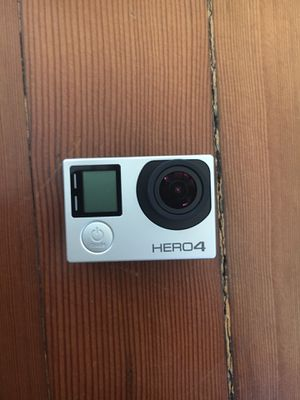 GoPro Hero4 Silver + Way Too Many Accessories for Sale in Portland, OR
