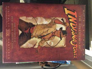 Indiana Jones. The temple of doom 4 DVD's for Sale in Alexandria, VA
