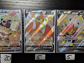 Random Shining Fates Pokemon Cards for Sale in Tacoma,  WA