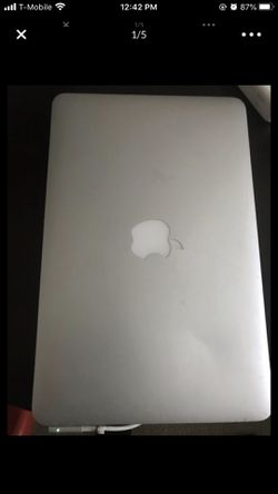 2011 MacBook Air for Sale in Niederwald,  TX