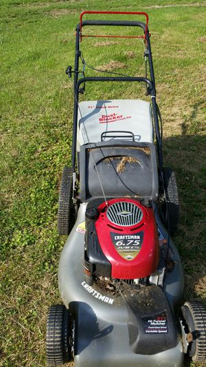 Like new lawnmower for Sale in Lincolnia, VA