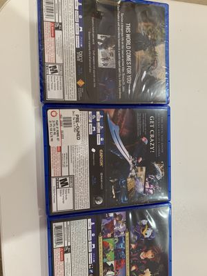 PS4 GAMES for Sale in Miami, FL