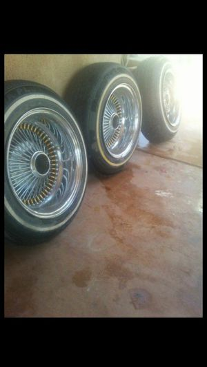 Rims and adapters for Sale in Moreno Valley, CA