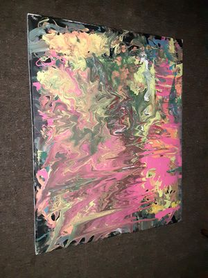 Abstract painting by Cri$c☆ for Sale in Memphis, TN