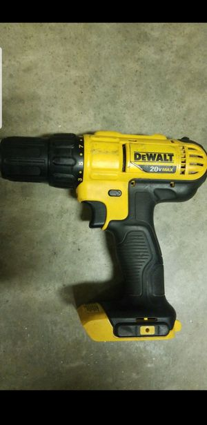 20v dewalt drill for Sale in Phoenix, AZ