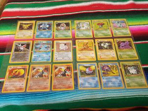 Pokemon Collection Base Set-Neo Set for Sale in Fresno, CA