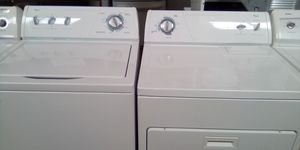 Washer and dryer perfect condition for Sale in Hialeah, FL