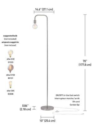 70'' Floor Lamp for Sale in Seattle, WA