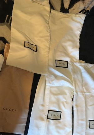 Gucci dust bag and MCM dust bag for Sale in Stockton, CA
