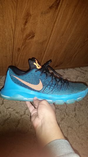 Kevin Durant Nike size 12 could use clean up for Sale in Nashville, TN