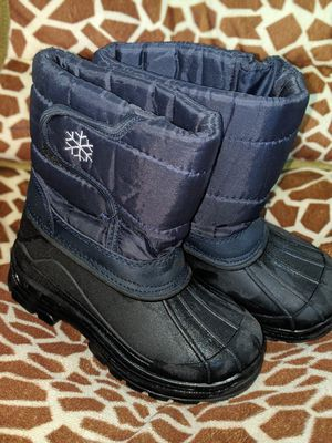 Toddler Snow Boots #9 for Sale in Miramar, FL