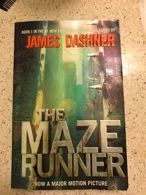Maze runner book for Sale in Huntington Beach, CA