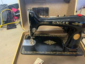 Singer sewing machine Vintage Rare for Sale in Midland, TX