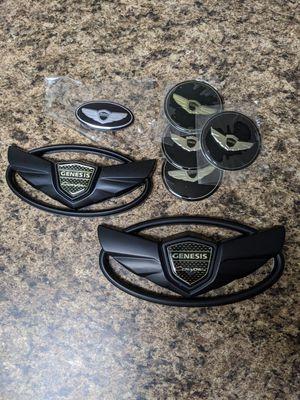 Hyundai genesis emblem parts for Sale in San Diego, CA