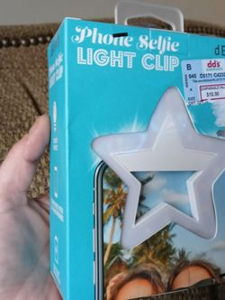 Cell Phone Light Kit Clip for Sale in San Jose,  CA