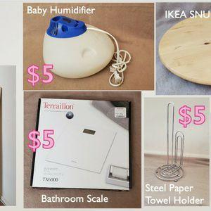 Household Items $5 for Sale in Edison, NJ