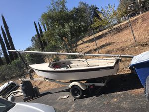 14 foot sailboat for Sale in San Francisco, CA