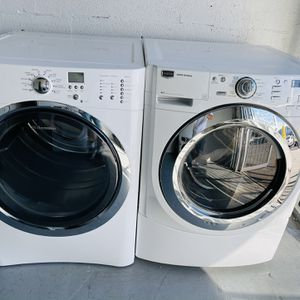 Washer End Dryer Set Front Load for Sale in Miami, FL