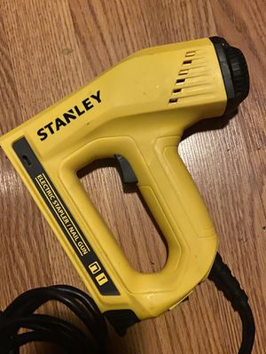Stanley electric stapler/ nail gun for Sale in Lynwood, CA