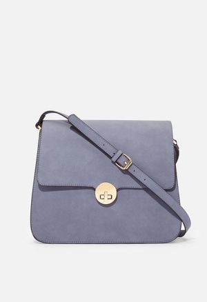 JustFab Messenger Turn Lock Shoulder Bag for Sale in Anaheim, CA