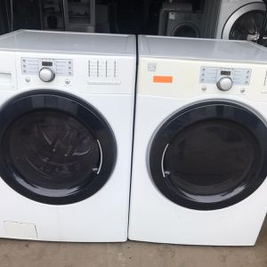 Washer & Dryer Free Delivery +install 60 Days Warranty ✔️ for Sale in Humble, TX