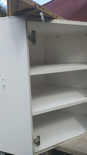 Kitchen corner wall cabinet. 30 inch height for Sale in Los Angeles, CA