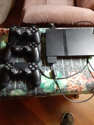 🎅SONY PLAYSTATION 2 /WITH GAMES for Sale in Portsmouth, VA