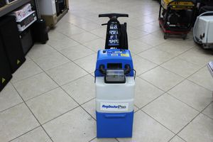 Rug Doctor Wide Track Carpet Cleaner with Upholstery Cleaner Model WT-C2A for Sale in Coral Springs, FL