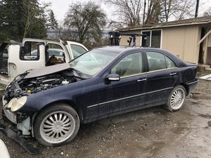 PART OUT 2003 Mercedes c240 for Sale in Portland, OR