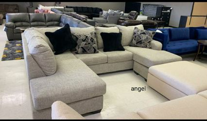 🎁BRAND NEW 🎇Megginson Storm LAF Sectional for Sale in Laurel,  MD