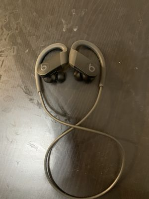 Beats by Dr. Dre - Powerbeats High-Performance Wireless Earphones - Black for Sale in Mission Viejo, CA