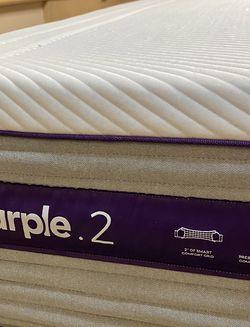 Purple Hybrid 2 Twin XL Mattress (mattress Only) for Sale in Seattle,  WA