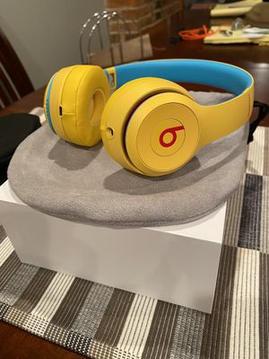 Beats Solo3 - Yellow for Sale in Washington, DC