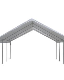 18 ft. W x 20 ft. Steel Frame Canopy for Sale in San Leandro,  CA
