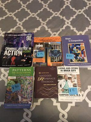 Delta college books for Sale in Lodi, CA