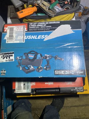 Set makita for Sale in Pennsauken Township, NJ