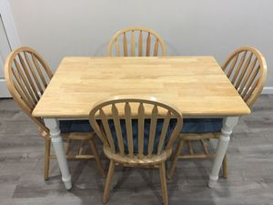 Kitchen / Dining table set for Sale in Washougal, WA