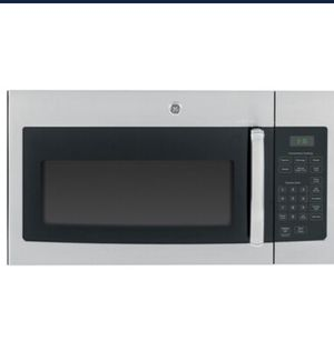GE Stainless over the range microwave. Brand new for Sale in Maywood, IL